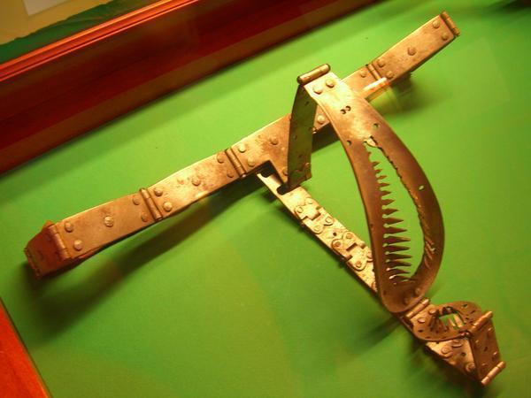 Christian chastity belt