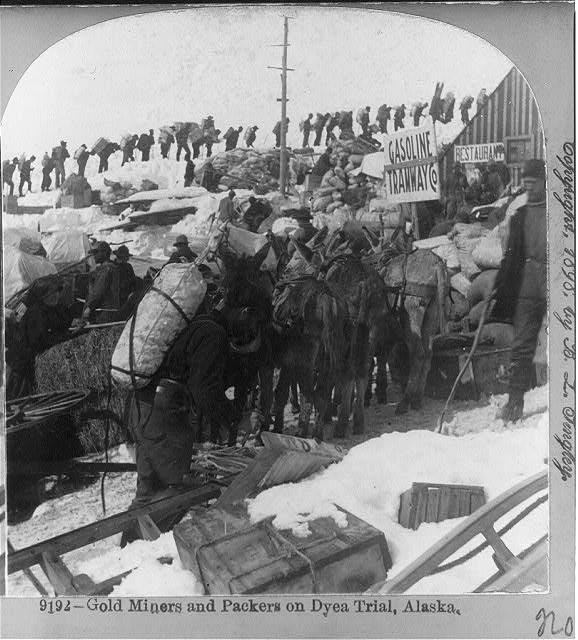 1898 gold miners alaska