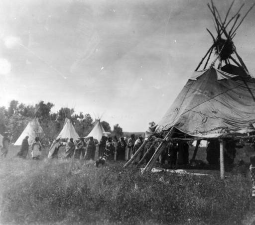 1905 crow medicine lodge