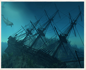 sunken-treasure-ship