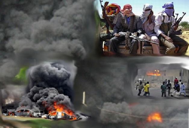 Boko Haram Attacks 1