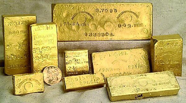 Gold Bars Dailyoddsandends