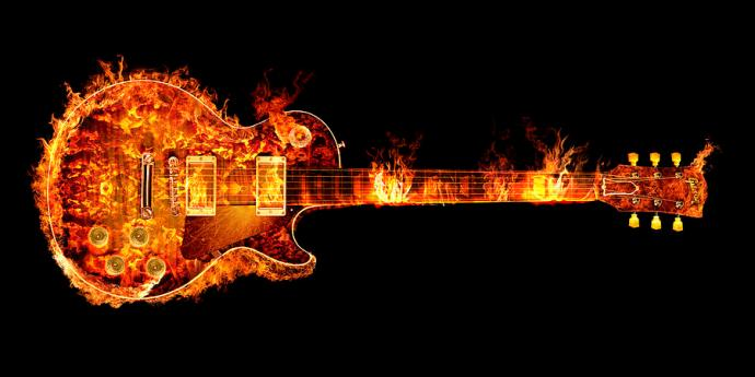 gibson-les-paul-guitar-on-fire-robert-gardiner